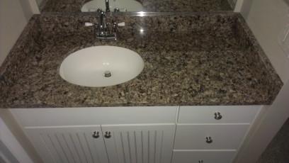 Plumbing & Vanity Upgrades