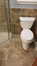 Custom Tiles Toilet