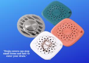 Leone Plumbing Clean Shower Drain Tips