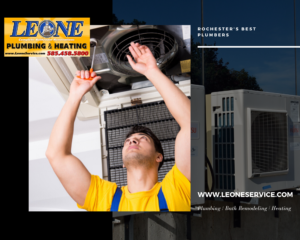 HVAC Service by Leone Plumbing and Heating