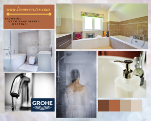 Leone Plumbing And Grohe Bathroom Fixtures