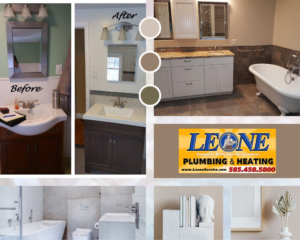 Remodel Bathroom Ideas by Leone Plumbing