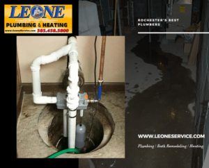Sump Pump Installers Service by Leone Plumbing